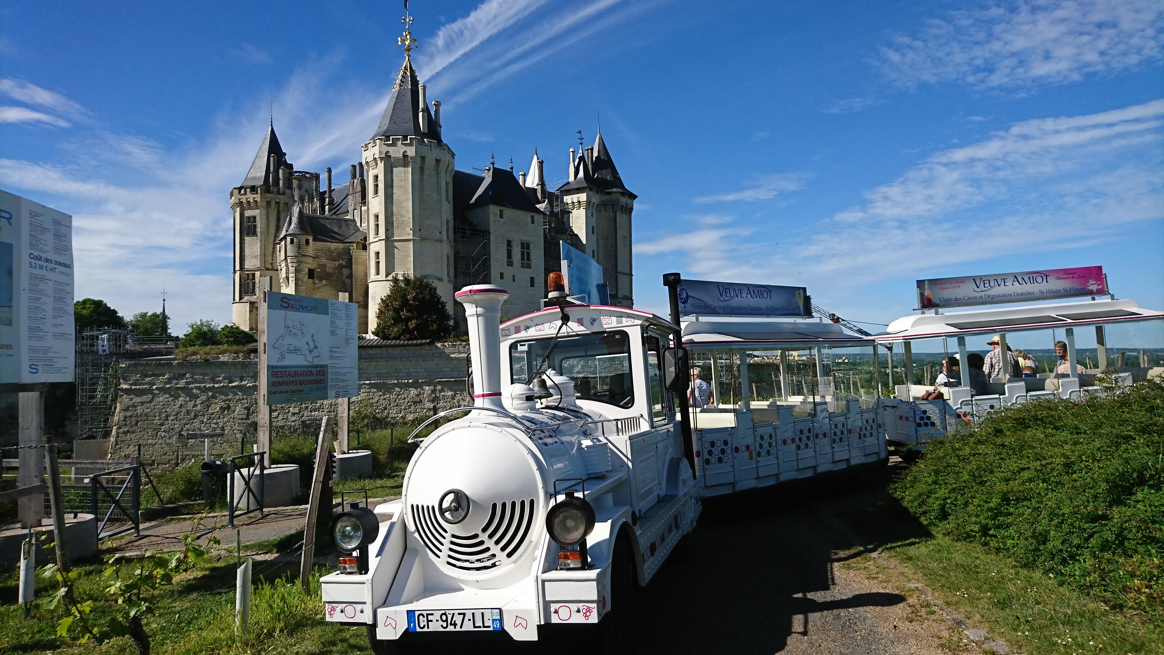 Petits trains du Val de Loire