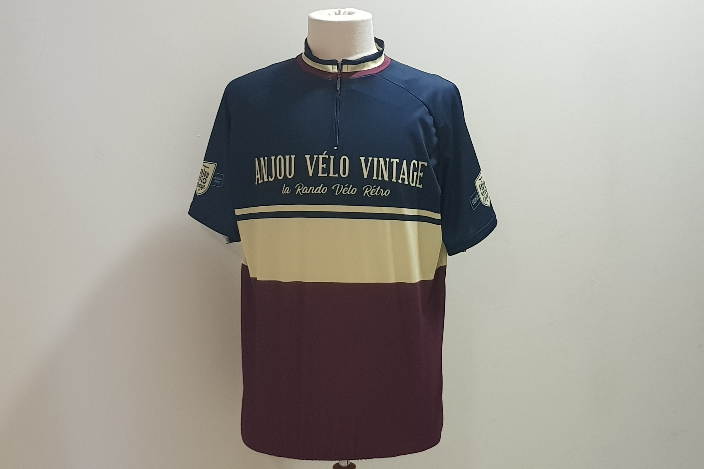 Maillot cycliste Taille XS 2019