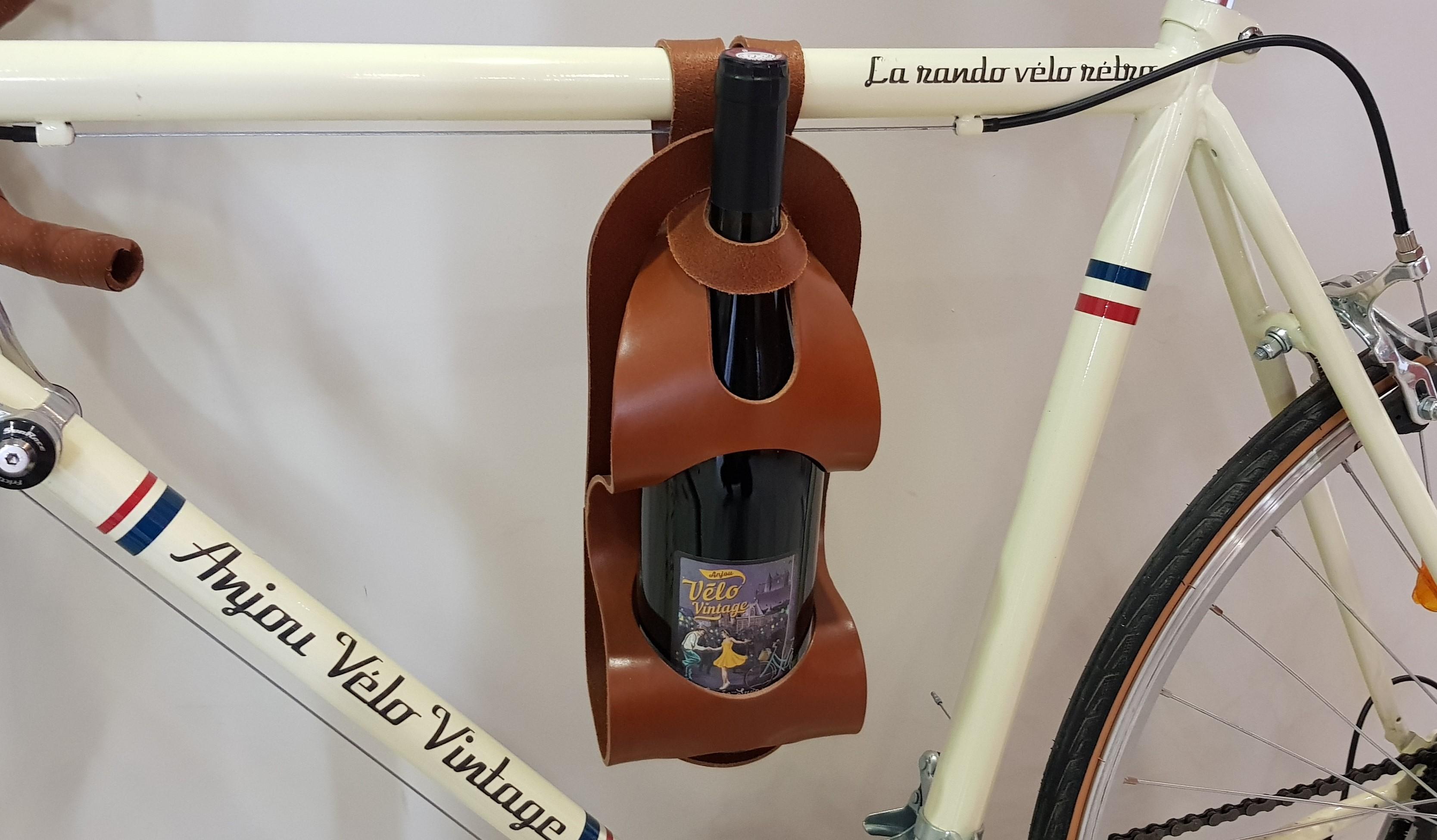 La Bouclée : le porte-bouteille pour vélo