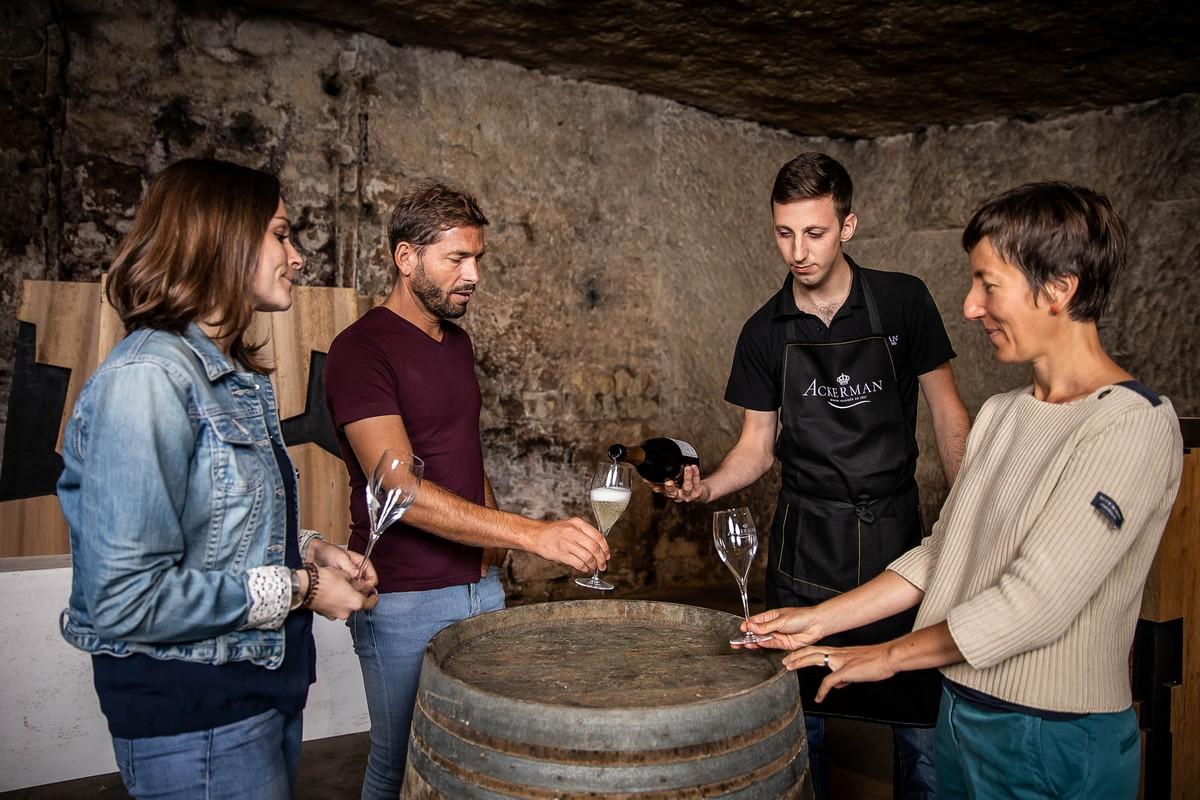 Accords Mets et Vins - Au fil de la Loire