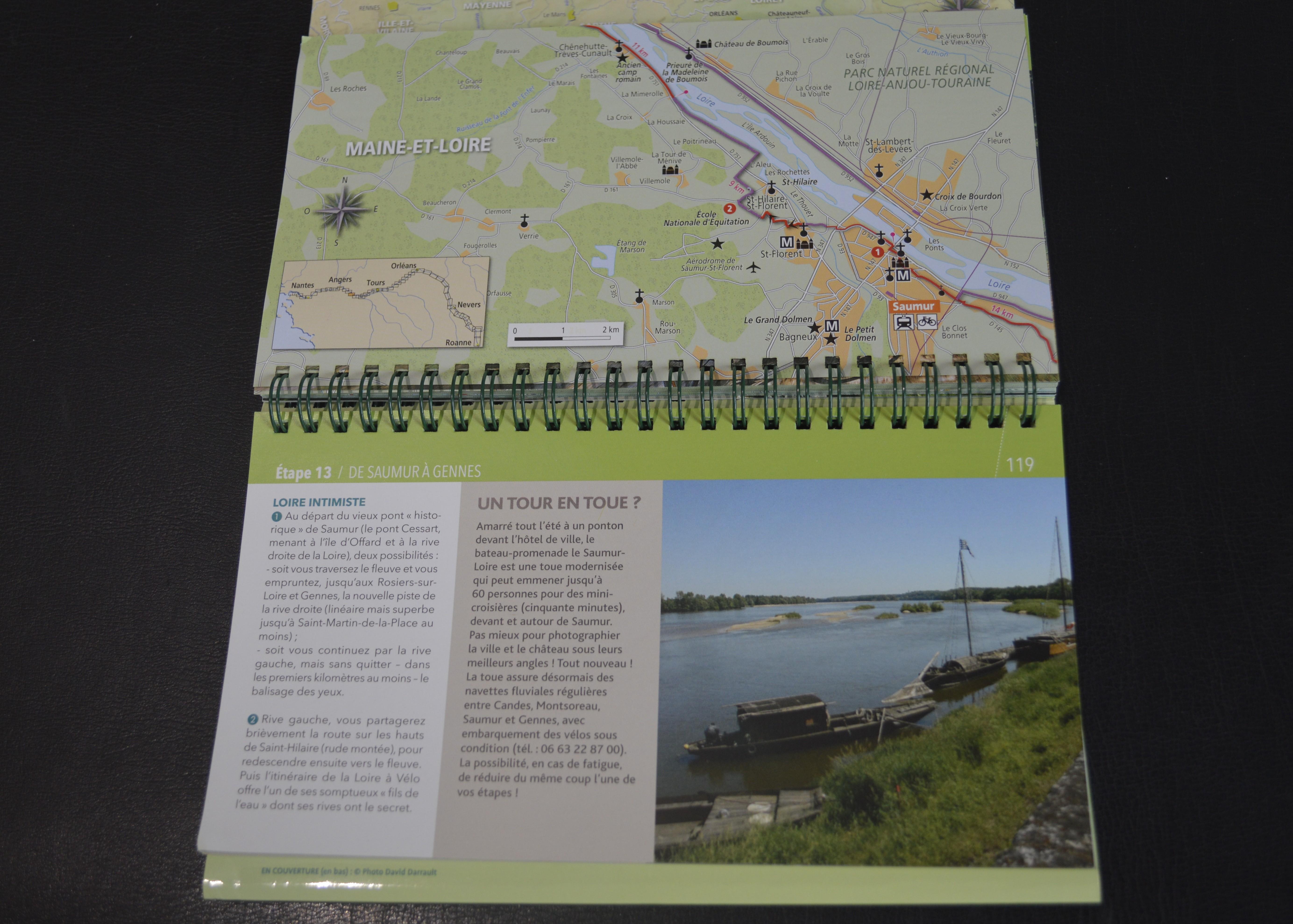 Vélo-guide - La Loire à vélo de Nevers à l'océan