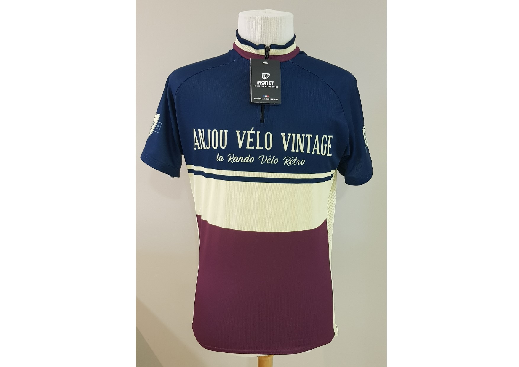 Maillot cycliste T.M 2021