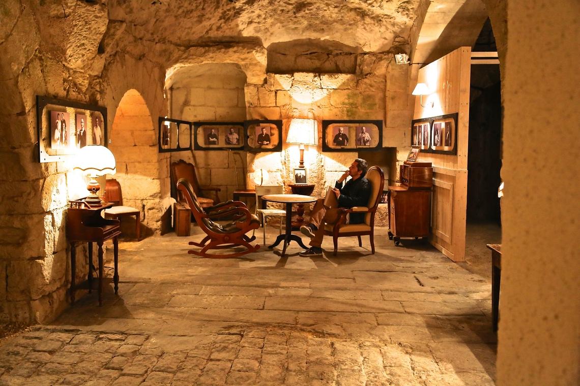 Robert et Marcel - Cave de Saumur