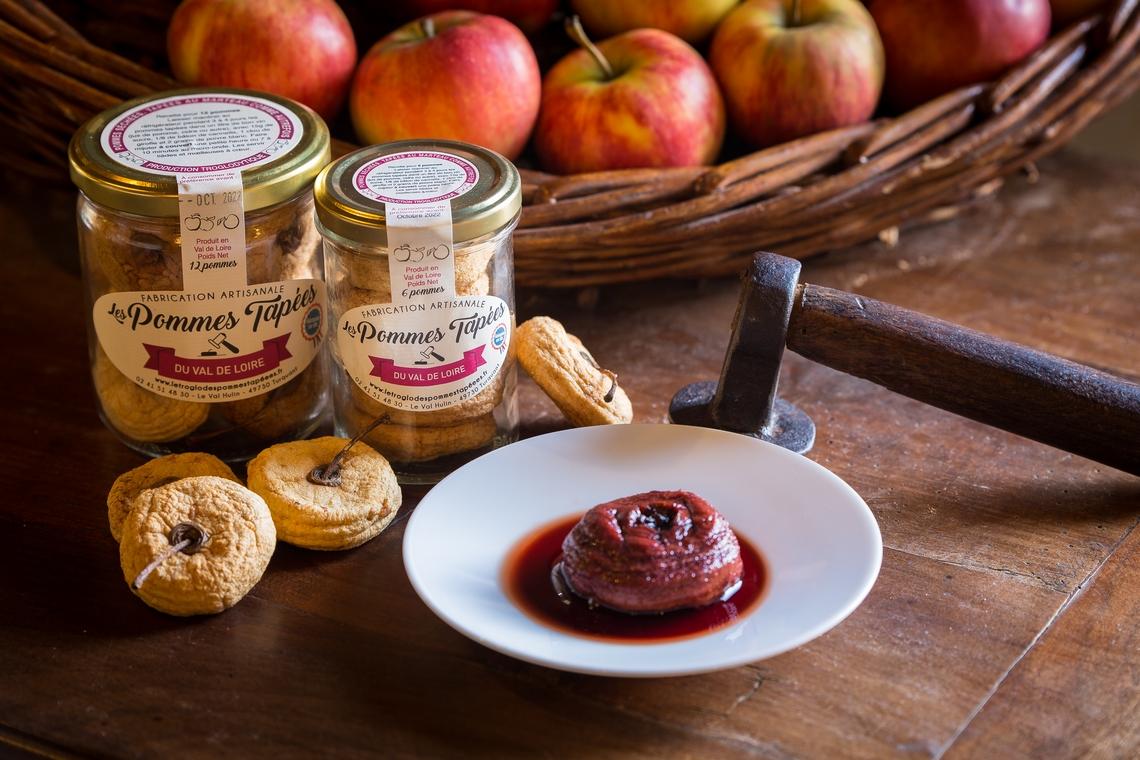 Les Pommes Tapées du Val de Loire