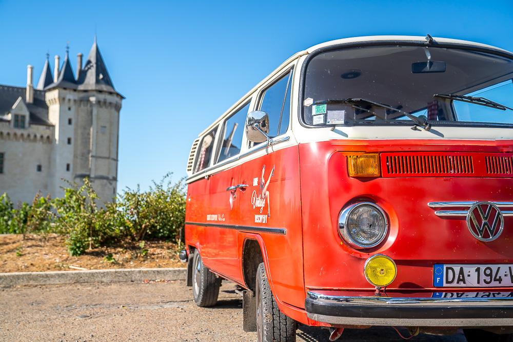 Loire Vintage Discovery - visites en combi